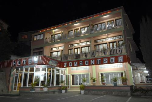. Hôtel TOMBONTSOA