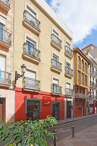 Apartamentos Plaza