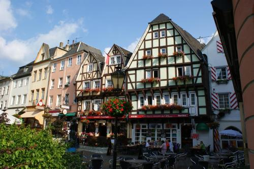 . The Burgklause Boutique Hotel