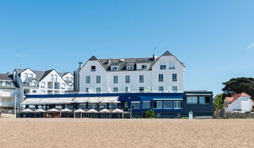 Best Western Hotel De La Plage Saint Marc sur Mer - Hôtel - Saint-Nazaire