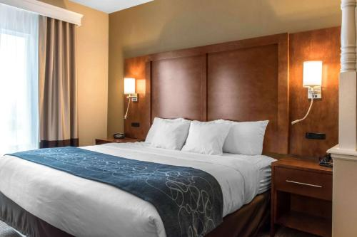 Comfort Suites Scranton near Montage Mountain - Hotel - Scranton