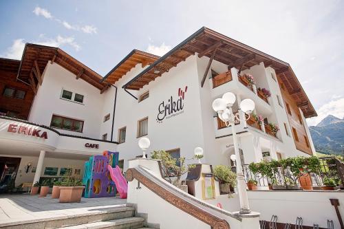 Hotel Erika Nauders