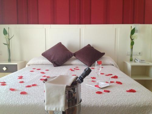 Oferta Especial - Habitación Doble - 1 o 2 camas Hotel la Bastida 19