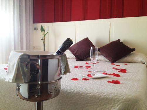 Oferta Especial - Habitación Doble - 1 o 2 camas Hotel la Bastida 21