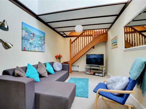 Luxurious Holiday Home In Cornwall With Garden, St Merryn, Cornwall