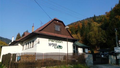 Accommodation in Horná Mariková