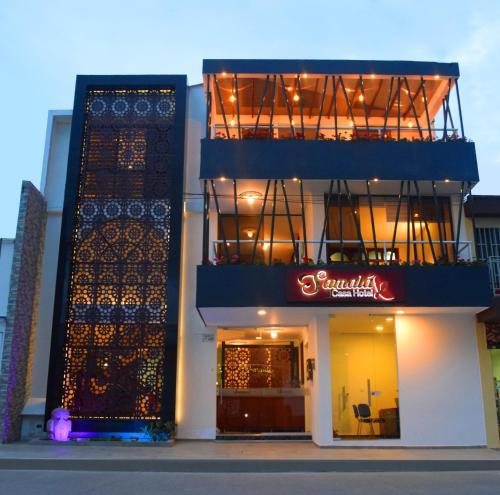 . Samalá Casa Hotel