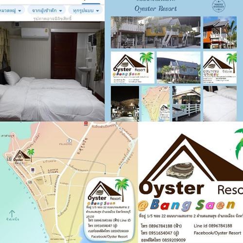OYSTER RESORT OYSTER RESORT