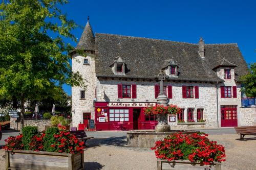 Фото отеля Auberge de la Tour