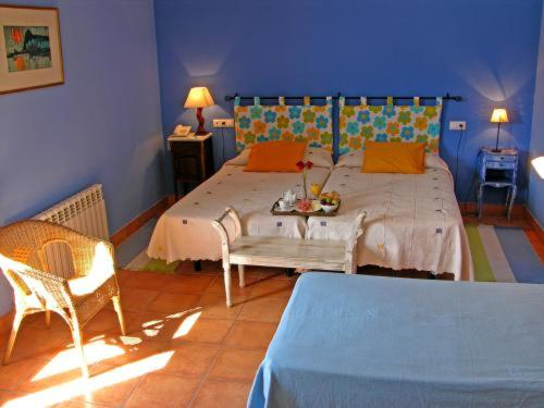 Double or Twin Room with Extra Bed Hotel La Garapa 7