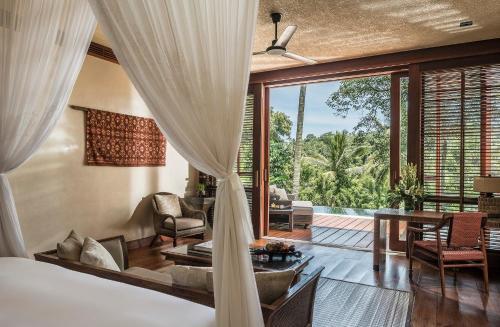 Sayan, Ubud, Bali 80571, Indonesia.