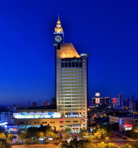 . Yiwu Zhong Lian Kai Xin Hotel