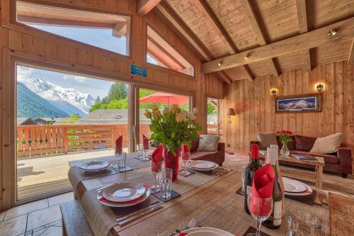 Yeti Lodge Chalets Chamonix