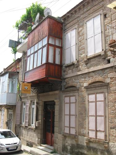 Bergama Odyssey Guest House adres