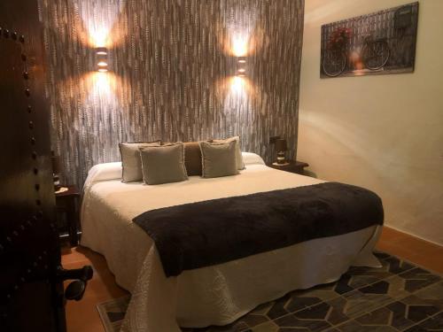 Habitación Doble - 1 o 2 camas B&B Hacienda el Santiscal 46