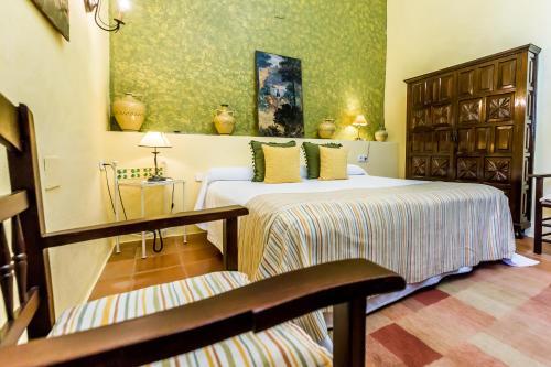 Habitación Doble - 1 o 2 camas B&B Hacienda el Santiscal 38