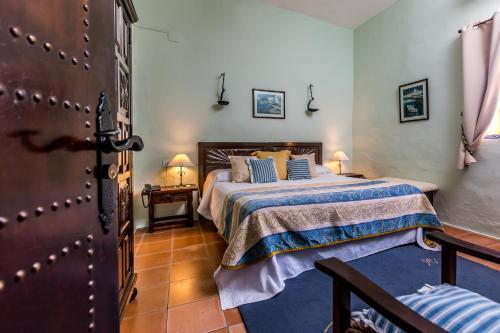 Habitación Doble - 1 o 2 camas B&B Hacienda el Santiscal 50