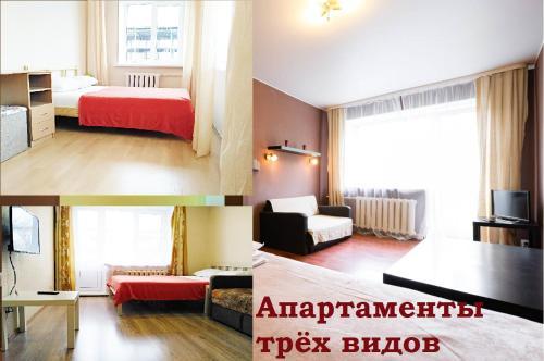 . Kvartiranov na Tihvinskoy