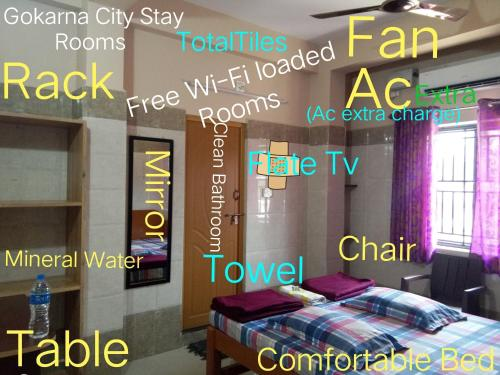 Gokarna City Stay Rooms