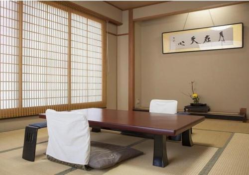 Accommodation in Shimo-suwa