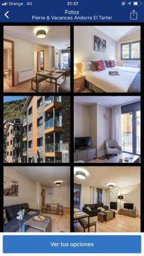 Фото отеля Pierre & Vacances Andorra El Tarter