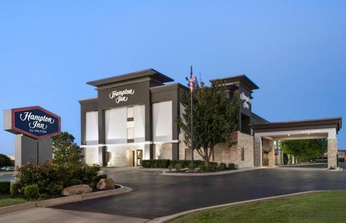 Hampton by Hilton Oklahoma City I-40 East- Tinker AFB