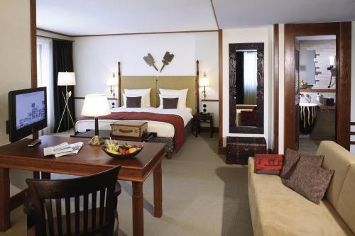 Lindner Park-Hotel Hagenbeck impression