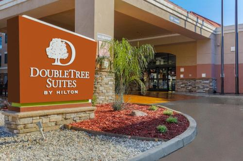 . DoubleTree Suites by Hilton Hotel Sacramento – Rancho Cordova
