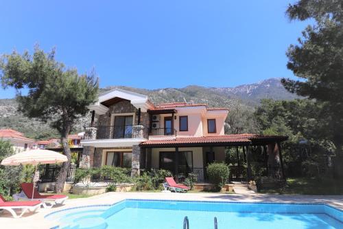 Araxa Villa 12 - Accommodation - Oludeniz