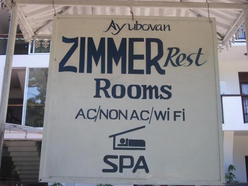 Zimmer Rest