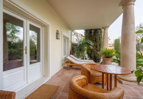 Suite with Terrace Hotel La Fuente de la Higuera 30