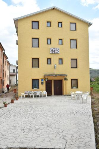 Hotel Pansion Marko