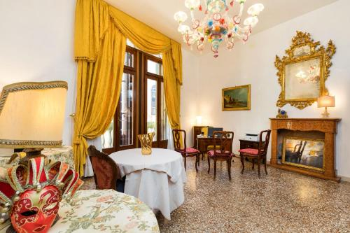Luxury Venetian Rooms in Venedig