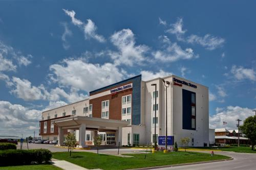 . SpringHill Suites by Marriott Wichita Airport