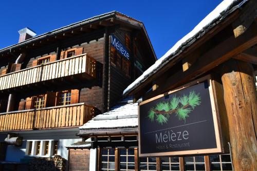 Chalet Meleze - Grimentz