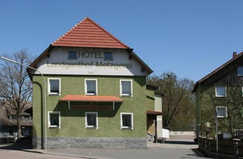 Accommodation in Eslarn