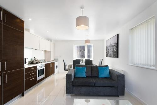 . Valentis Contractor Apartments Harlow / Stansted