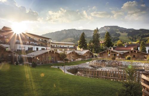 Accommodation in Oberjoch-Hindelang