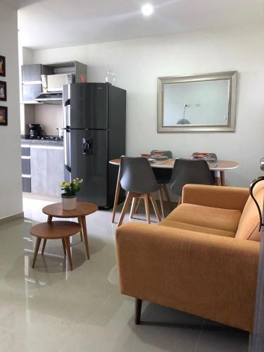 . Apartamento Nuevo y moderno