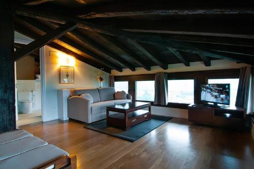 Habitación Doble Superior - Uso individual Hotel Torre Zumeltzegi 23