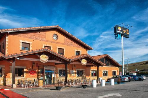 Reinosa Atalaya-La Vega - Hotel - Reinosa