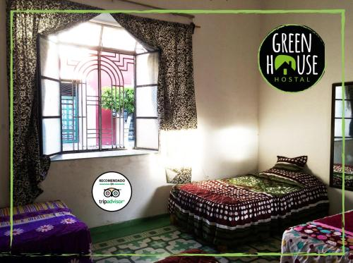 Hotel Green House Hostal