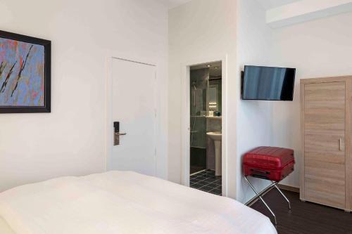Argus Hotel Brussels.  Foto 2