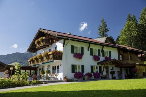 Gästehaus Auerstüble - Apartment - Balderschwang