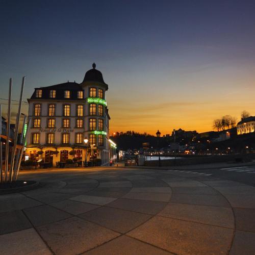 . Hotel de la Poste - Relais de Napoleon III
