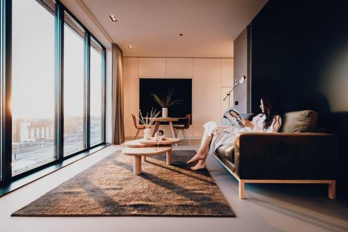 . CREATIVE VALLEY NEST – Luxury Rooftop Apartments