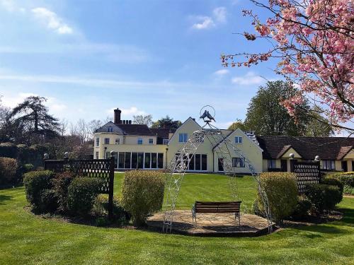 Best Western Priory Hotel Bury St Edmunds