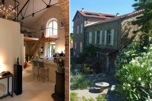 Luxe vakantiewoning in Zuid Frankrijk - Cévennes - Location saisonnière - Molières-sur-Cèze
