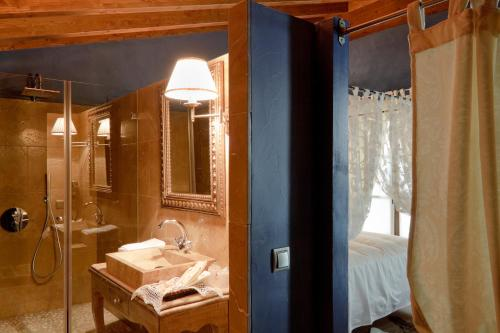 Standard Doppelzimmer Hospederia de los Parajes 41