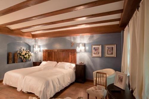 Superior Doppelzimmer Hospederia de los Parajes 39